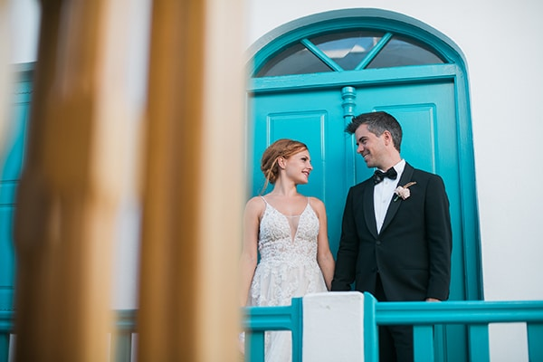 Όμορφος γάμος με κομψές πινελιές | Natalya & Δημήτρης
