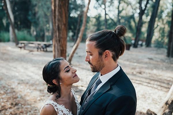 Ρουστίκ πολιτικός γάμος στην Κύπρο | Μαρία & Andrew