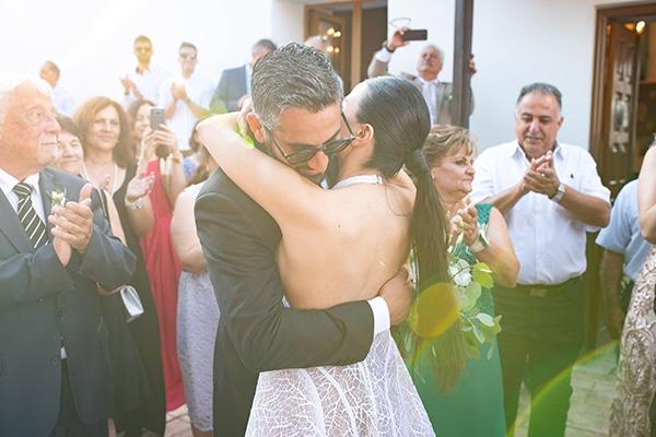 Country style γάμος με πρασινάδα | Αφροδίτη & Αιμίλιος
