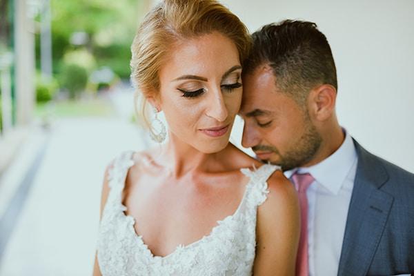 Ονειρικός ρομαντικός γάμος στη Λεμεσό | Κίκα & Μάρκος