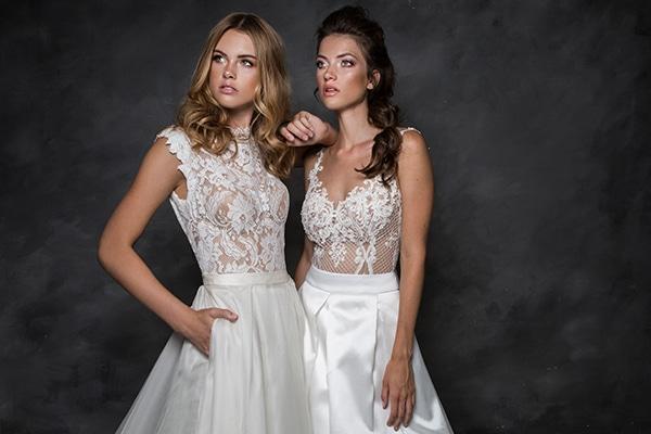 Ονειρικα νυφικα φορεματα Mairi Mparola