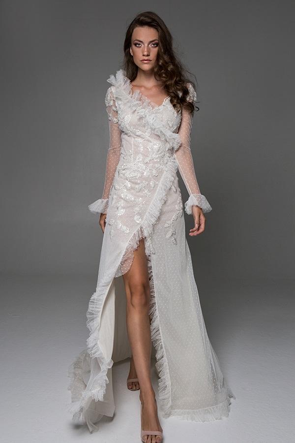 Mairi Mparola νυφικο φορεμα
