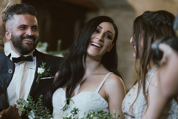 Μοντερνος ρομαντικος γαμος σε λευκους τονους | Αντρη & Μανωλης