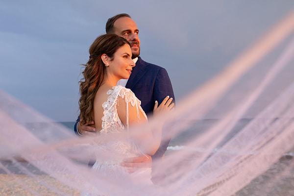 Μοντέρνος γάμος με ρομαντικά στοιχεία | Ειρήνη & Σίμος