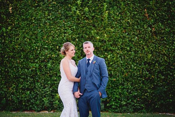 Ρουστίκ γάμος με θέμα το ταξίδι