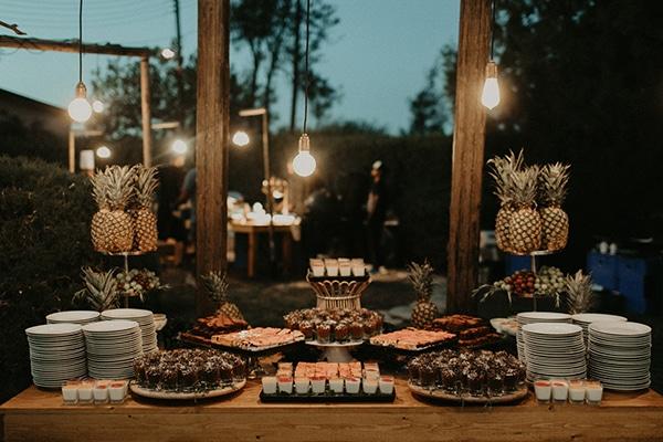 Τελειοποιηστε το γαμο σας με γευστικες απολαυσεις | Occhio Catering