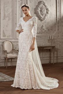 Gala Montenapoleone – St. Patrick νυφικο φορεμα