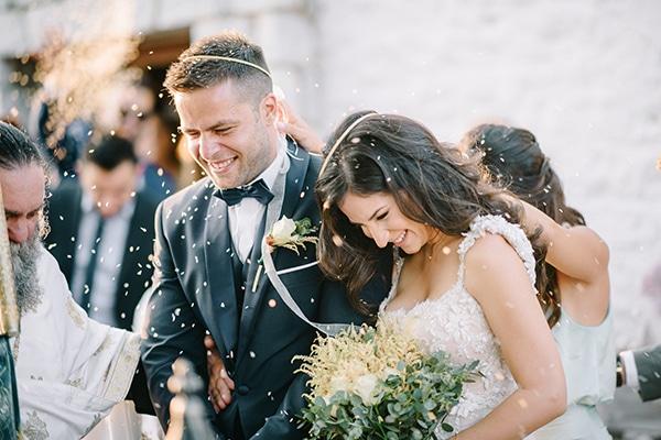 Ονειρική γάμος-βάπτιση με vintage πινελιές | Γιώτα & Κώστας