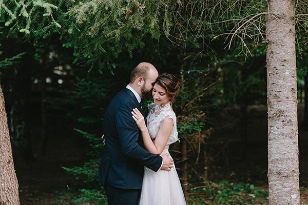 Πανέμορφος γάμος σε ξωκλήσι | Ασπασία & Γιώργος