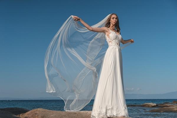 Υπεροχα νυφικα φορεματα για καλοκαιρινο γαμο | Alkmini atelier