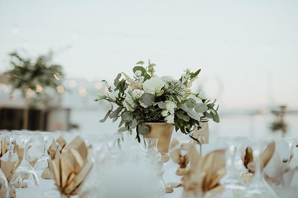 Elegant διακοσμηση δεξιωσης γαμου