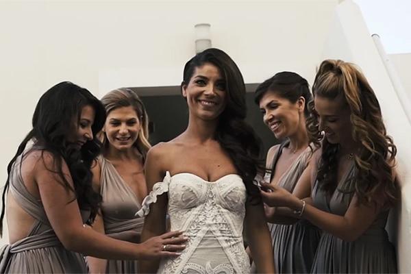 Ρομαντικο βιντεο γαμου στην Κερκυρα | Βασιλικη & Gino
