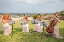 Ιδεα string quartet για το γαμο σας