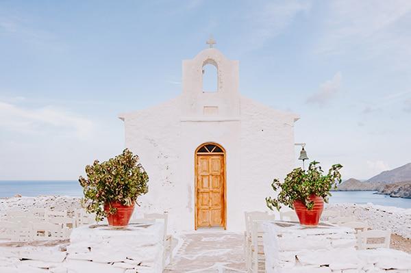 Πανέμορφο εκκλησάκι στην Κύθνο