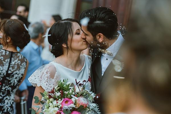 Ανοιξιάτικος boho γάμος στην Κύπρο | Κωνσταντίνα & Χρίστος