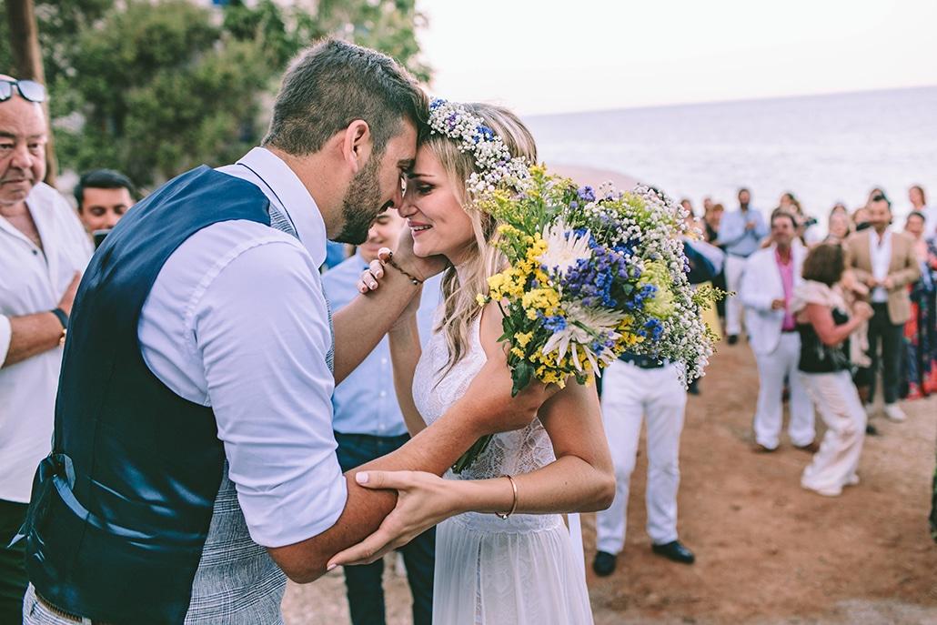 Ο πιο όμορφος boho γάμος στην Ικαρία | Άννα-Μαρία & Πέτρος