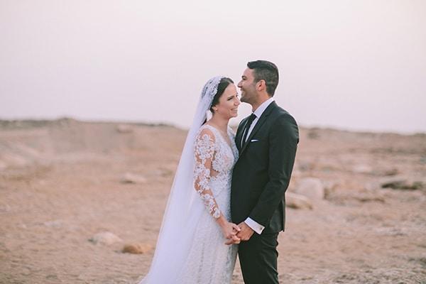 Όμορφος chic φθινοπωρινός γάμος στην Κύπρο │ Έλενα & Θεόδωρος