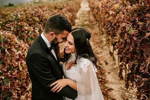 Bohemian γάμος σε dusty pink αποχρώσεις | Ανδριανή & Αναστάσιος