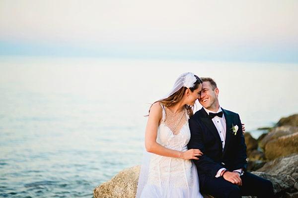 Παραμυθένιος γάμος στη Ζάκυνθο