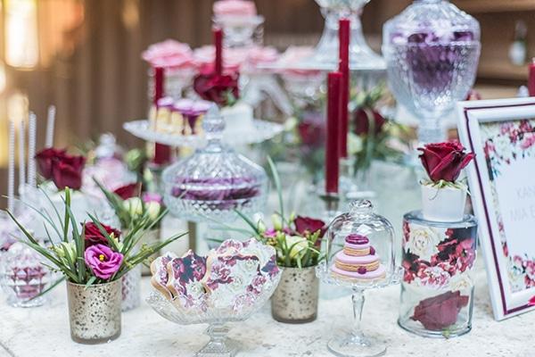 Ιδεες διακοσμησης για ενα ρομαντικο glamorous γαμο