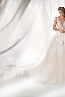 Ομορφο Nicole For Athina V νυφικο φορεμα