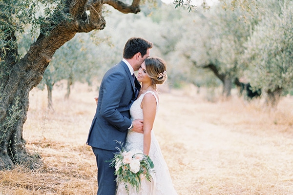 Μοναδικος organic γαμος με chic λεπτομερειες