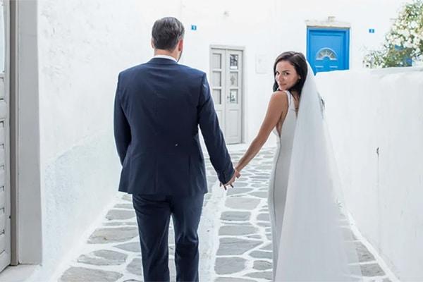 Ρομαντικό βίντεο γάμου στην Πάρο | Αλεξάνδρα & Παναγιώτης