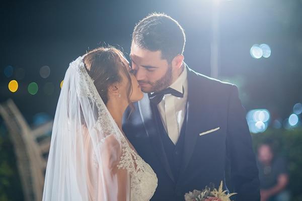 Ανοιξιάτικος γάμος σε παστέλ αποχρώσεις | Αγγελική & Κωνσταντίνος