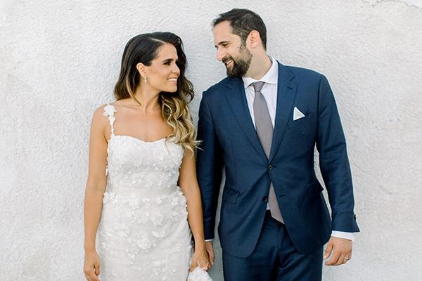 Καλοκαιρινός elegant γάμος σε έντονα χρώματα | Μαργαρίτα & Αργύρης