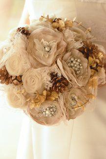 Bridal Treasure Studio νυφικη ανθοδεσμη
