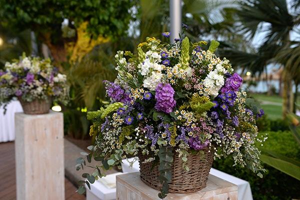 Ποια λουλουδια να επιλεξετε για τον πιο ομορφο ανοιξιατικο γαμο