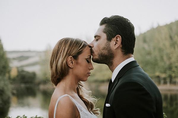 Όμορφος φθινοπωρινός γάμος στη Θεσσαλονίκη | Κάλλη & Σωτήρης