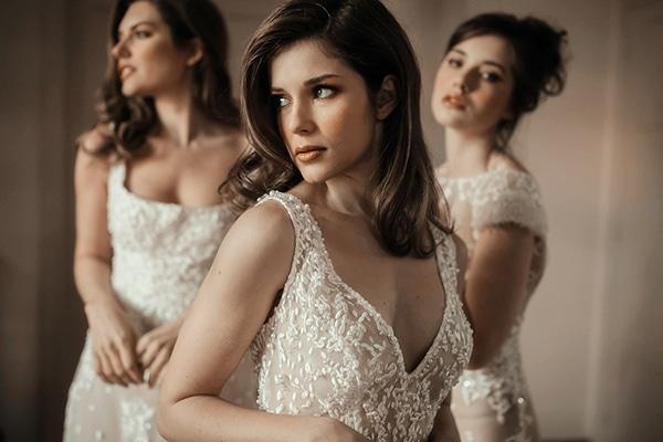 Αέρινες νυφικές δημιουργίες | Elena Soulioti Haute Couture