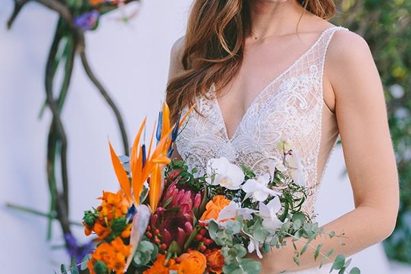 Προτάσεις για έναν stylish tropical γάμο