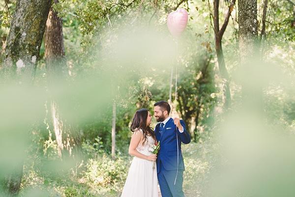 Ρομαντικός elegant γάμος σε κτήμα | Όλγα & Γιώργος