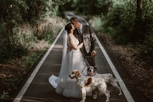 Shabby chic γάμος με ρουστίκ λεπτομέρειες | Μαρκέλλα & Λούκα