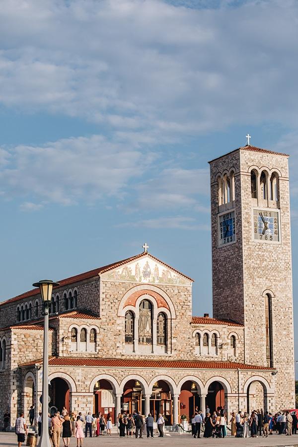Εκκλησία γάμου στο Βόλο