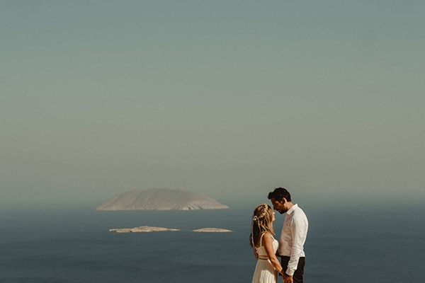Παραδοσιακός νησιώτικος γάμος στην Ανάφη | Φανή & Σταύρος