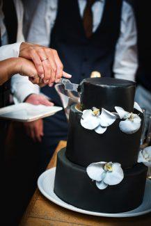 Ιδιαίτερη γαμήλια τούρτα