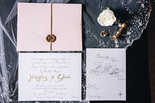 Elegant προσκλήσεις γάμου