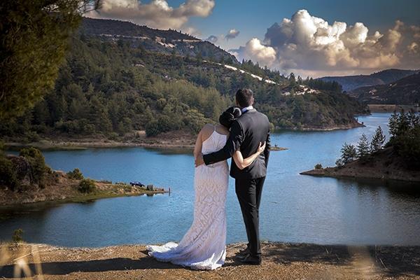 Υπέροχος καλοκαιρινός γάμος στην Πάφο | Αριέττα & Νίκος