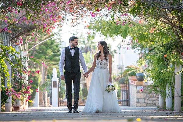 Όμορφος φθινοπωρινός γάμος στην Κύπρο│ Δήμητρα & Θεόδωρος