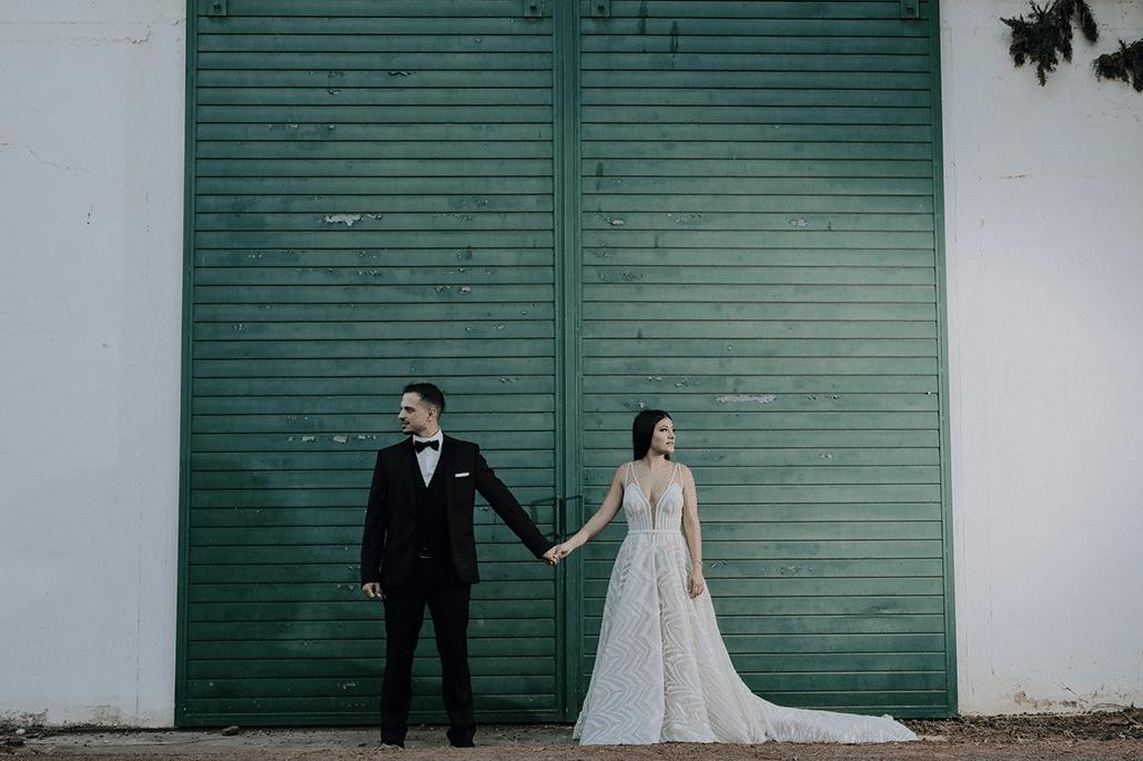 Πανέμορφος φθινοπωρινός γάμος στη Κύπρο | Ρένα & Μιχάλης