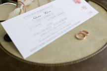 Ομορφα προσκλητηρια γαμου