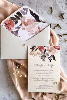 Εντυπωσιακά προσκλητήρια γάμου