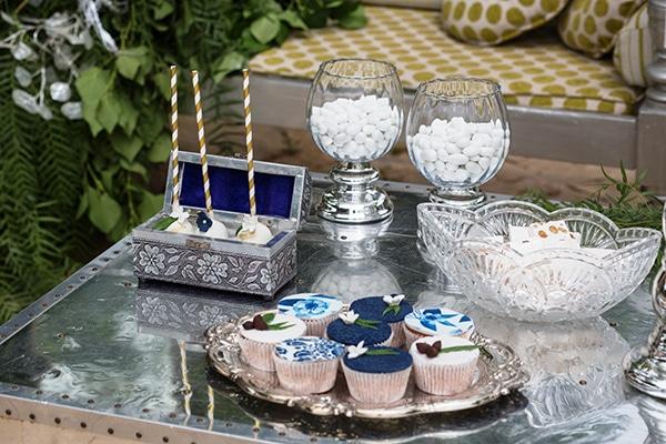Candle table καλωσορισματος καλεσμενων
