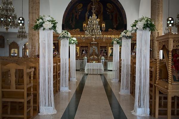 Boho στολισμος εκκλησιας