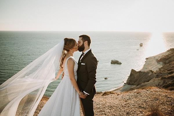 Πανεμορφος φθινοπωρινος γαμος στην Παφο | Γεωργια & Πετρος