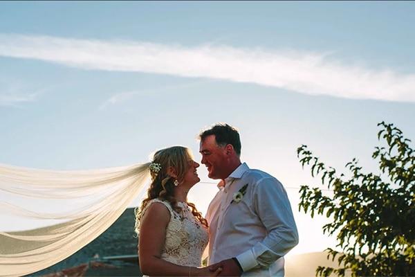 Πανέμορφο βίντεο destination γάμου στην Μονεμβασιά