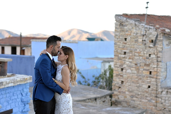 Ομορφος καλοκαιρινος γαμος με boho λεπτομερειες | Ρανια & Λευτερης